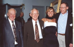Gil Utterback, Larry Ulrich, Brenda Vann and Charlie Haas.