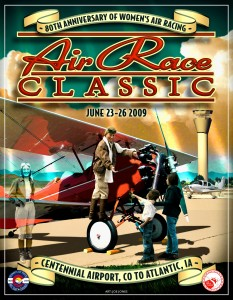 80th Anniversary of the Air Race Classic