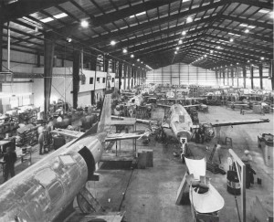 During the heyday of Swearingen Aviation, this final assembly line was kept busy cranking out Merlins and Metros, ultimately manufacturing more than 1,000 of the aircraft.