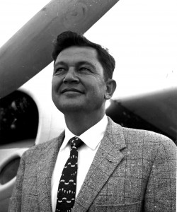 Ed was featured in Aviation News Advertiser as Pilot of the Month in January 1961.