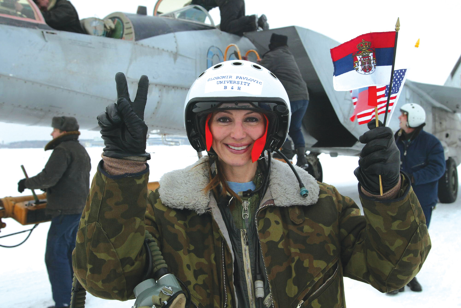 Natasha Pavlovich: Future Astronaut