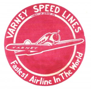 Varney Speed Lines Logo