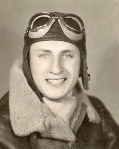Air Cadet Ernest Edward Bankey Jr. -- 1943