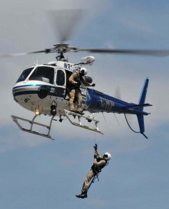 The California Highway Patrol helicopters are used in search and rescue missions, medical transport and crimes in progress.