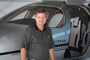 "Alan Klapmeier recently spoke to attendees of the Porsche Aircraft Experience at Van Nuys Airport about Cirrus' past and the ""Vision"" into the future."