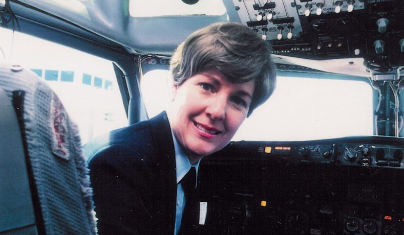 How Emily Hanrahan Howell Warner Conquered the Male-Dominated Airline Industry