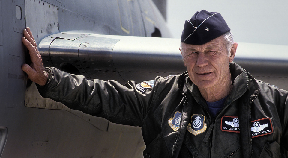 Chuck Yeager - Breaking the Sound Barrier
