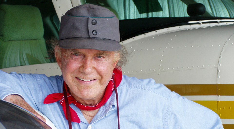 Cliff Robertson: 2010 Living Legend of Aviation