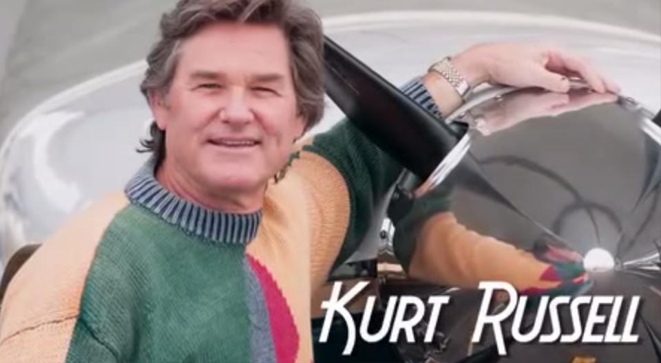 Kurt Russell - Aviator