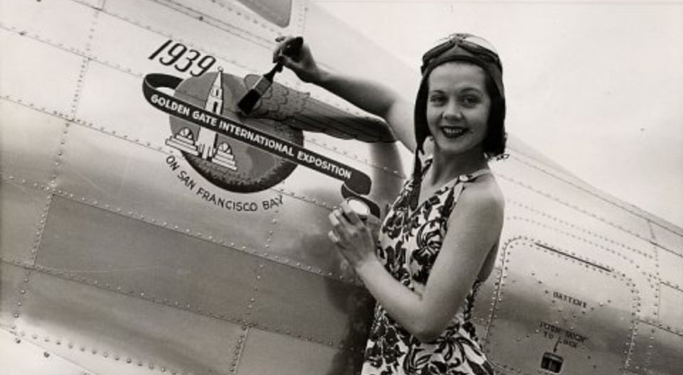 Zoe Dell Lantis Nutter: A 70-Year Commitment to Aviation's Success